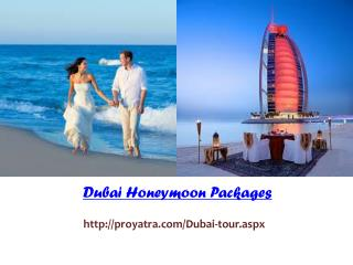 Cheapest Honeymoon Packages