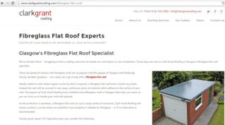 Best Flat Roof Company in Edinburgh