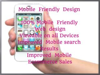 Responsive Design- Mobile Friendly @Heaven Tree Design