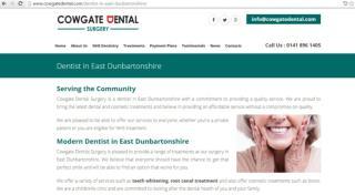 Get professional Dentist Care in Kirkintilloch