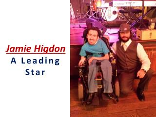 Jamie Higdon - Outstanding Artist