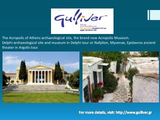 Greek Islands Vacation