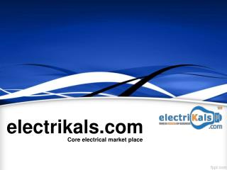 LED Lights | electrikals.com