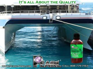 Heavy Duty Wheel & Marine Nano Coating