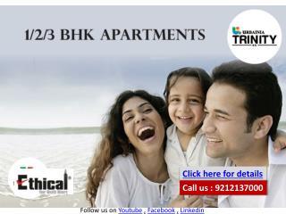 Urbainia Trinity NX Noida Extension 9212137000 Residential Apartments flats