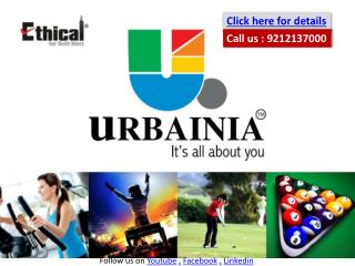 Urbainia Trinity NX - Noida Extension 9212137000 brochure with features details