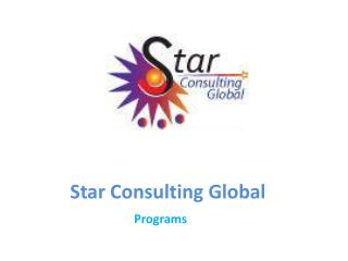 Soft Skills Training Programs in Singapore - Star Consulting Global