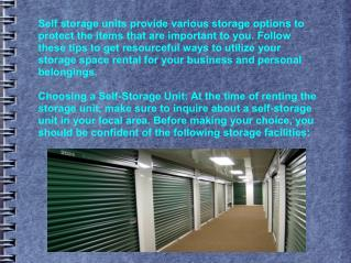Secured Self Storage Draper Utah