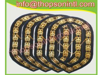 Past Master chain collar