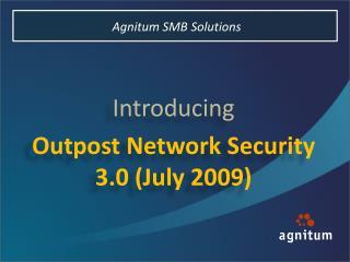 Agnitum SMB Solutions