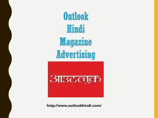 Outlook Hindi News Magazine