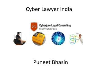 Cyber Lawyer India