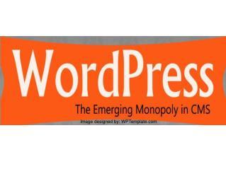 Wordpress | Most Popular Emerging CMS