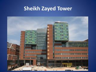 Sheikh Zayed Tower