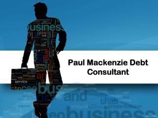 Paul Mackenzie Debt