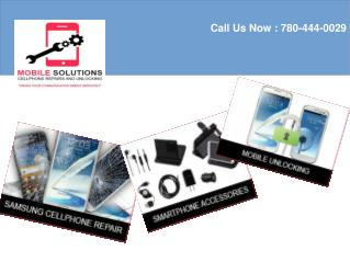 Edmonton Smart Phone Repair Experts