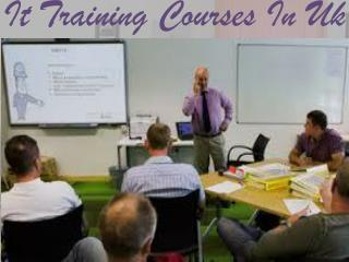It Training Courses In Uk