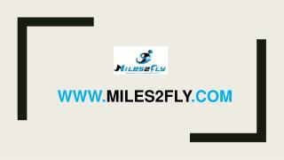 Miles2Fly