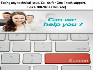 Recover a professional Gmail account- Call Gmail Password Recovery Number 18777889452