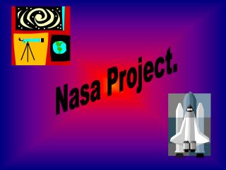 Nasa Project.