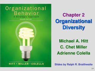 Chapter 2  Organizational Diversity