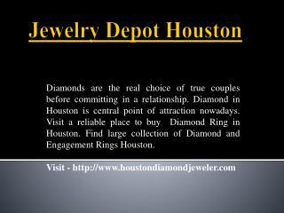 Amazing Range of Engagement Rings In Houston
