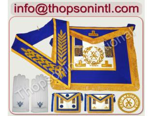 Masonic Craft Grand Rank full dress apron