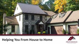 Providence Custom Home