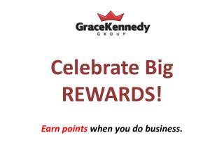 Celebrate Big Rewards