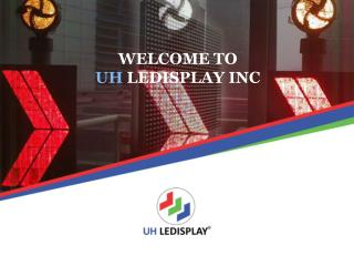 LED Video Wall | LED Display on Rent |UH LEDISPLAY