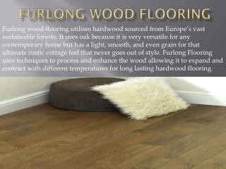 Furlong Wood Flooring Products & Designs