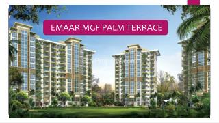 EMAAR MGF PALM TERRACE