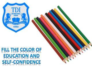 |Best School Sonepat- tdiinternationalschool.com