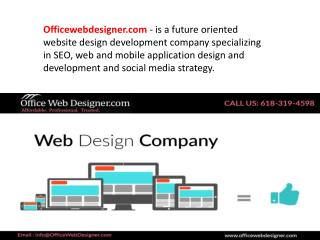Officewebdesigner.com Web Design and Mobile App Developer Company