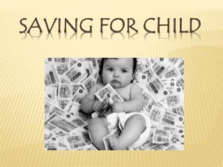 Savings & Investment Planning for Children's Higher Education