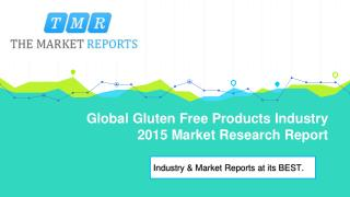 Gluten Free Products - Supply, Sales, and Gap of2016-2021