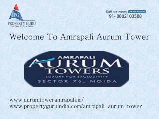 Amrapali Aurum Tower