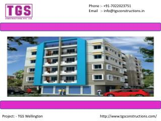 Properties In Hennur - TGS Wellington