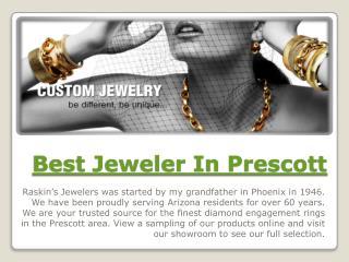 Jewelry Repair Prescott