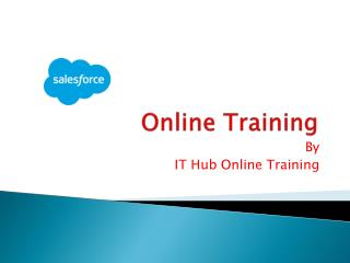 Better Salesforce Online Training | Salesforce Course Online