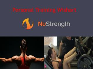 Fitness instructor - Personal Trainer Wishart