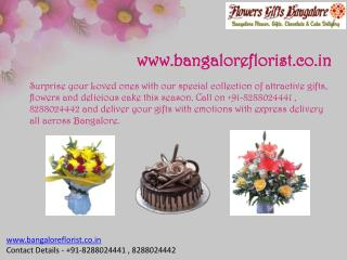 Online Flower delivery Bangalore- bangaloreflorist.co.in