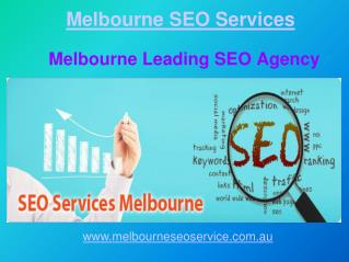 SEO Company Melbourne | Melbourne Seo Service
