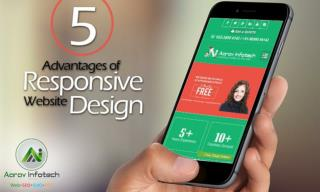 5 Advantages of Responsive Website Design