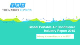 Industry News Analysis of Portable Air Conditioner Forecast 2016-2021