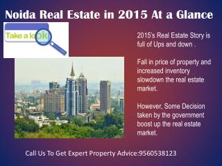 2015's Real Estate Report