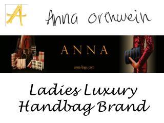 Ladies Luxury Handbag Brand