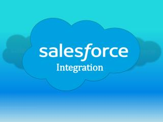 Salesforce Integration India