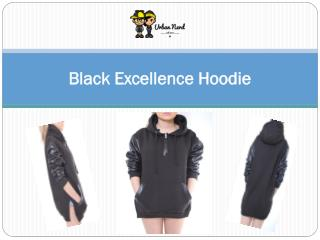 Black Excellence Hoodie