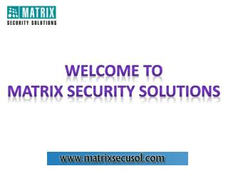 Hybrid Security Camera India | Video Surveillance